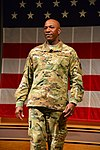 Chief Master Sgt. of the Air Force visit USASMA DSC 0098 (23682967758).jpg