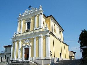 Moniga del Garda - Image: Chiesa di S Martino Moniga del Garda (Foto Luca Giarelli)