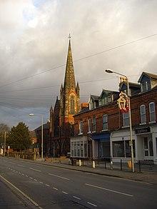 Beeston Nottinghamshire Wikipedia