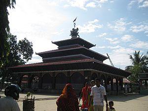 Saptari District - Chinnamasta Bhagwati,Sakhda
