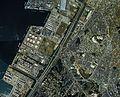 Chita city center area Aerial photograph.1987.jpg