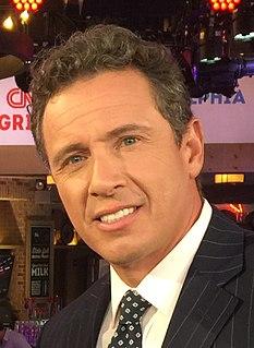 Chris Cuomo American journalist