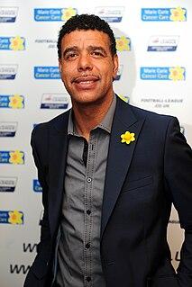 Chris Kamara English football player and manager