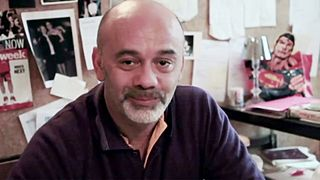 Christian Louboutin French shoe designer
