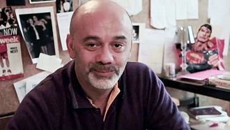 Christian Louboutin - Christian Louboutin in 2011 documentary for W (magazine).