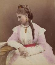 Christine Nilsson - Soprano  - 180px-Christina_Nilsson_from_stereocard