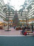 Christmas Tree at Orlando International Airport (31287164385).jpg