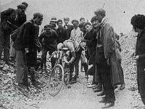 1919 Tour de France - Image: Christophe (1)