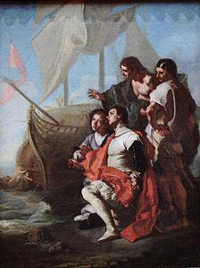 Christophe Colomb découvrant l'Amérique.JPG