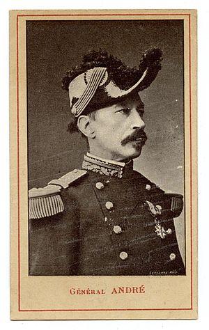 Louis André - Louis André.
