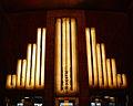 Chrysler Building lobby, Lexington Exit.jpg