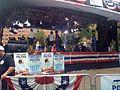 Chuck Todd on MSNBC in Rice Park (2822928144).jpg