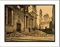 Church and rubble San Remo Riviera.jpg