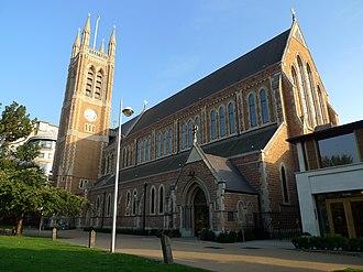St Paul's, Hammersmith - Image: Church of St Paul, Hammersmith