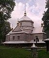 Church of the Holy Trinity, Mykulychyn-2013.jpg