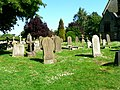 Churchyard, North Ferriby - geograph.org.uk - 184143.jpg
