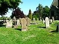 Churchyard, North Ferriby - geograph.org.uk - 184143.jpg
