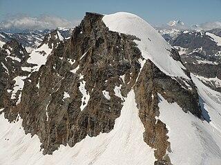 Ciarforon Mountain in Italy
