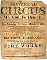 Circus Montreal 9 March 1812.jpg