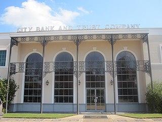 City Bank Trust Company  Rue St Denis Street