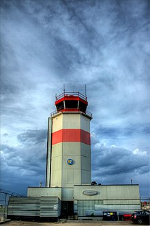 City Centre Airport Control Tower Edmonton Alberta Canada 01A.jpg
