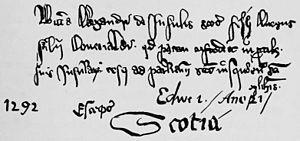 Aonghus Óg of Islay