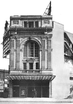 Archibald Selwyn - Park Square Theatre, Boston in 1915