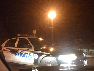 Clarkstown, New York - Clarkstown Police Car