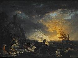 Claude Joseph Vernet: Shipwreck