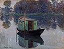 Claude Monet The Studio Boat.jpg