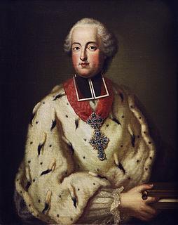 Clemens Wenceslaus of Saxony Roman Catholic archbishop