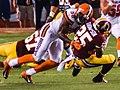 Cleveland Browns vs. Washington Redskins (20556525616).jpg