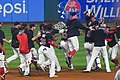Cleveland Indians 22nd Consecutive Win (36874380790).jpg