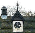 Clock and chimney, Dudwell Lane (8162230534).jpg