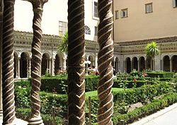 Cloister of St. Paul outside the Walls2.JPG