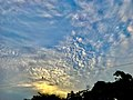 Clouds and Sunset near Vizag Port 1.jpg