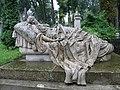 Cmentarz Łyczakowski we Lwowie - Lychakiv Cemetery in Lviv - Tomb of Jozefa Markowska - panoramio.jpg
