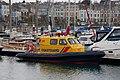 Coastguard boat at Bangor (2) - geograph.org.uk - 351165.jpg
