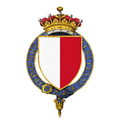 Coat of Arms of Geoffrey Waldegrave, 12th Earl Waldegrave, KG, GCVO, TD.png