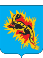 Coat of Arms of Palskoe selskoe poselenie.png