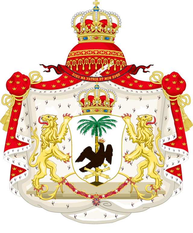Coat Of Arms Of Haiti Wikiwand