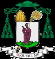 Coat of arms of François-René Boussen.png