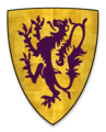 Coat of arms of John de Lacy, Lord of Pontefract Castle1.png