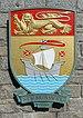 Coats of arms of New Brunswick, Confederation Garden Court, Victoria, British Columbia, Canada 21.jpg