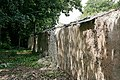 Cob and Slate wall at Fifehead Manor, Middle Wallop - geograph.org.uk - 473167.jpg