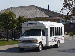 Cobourg Transit - Image: Cobourg Transit 01