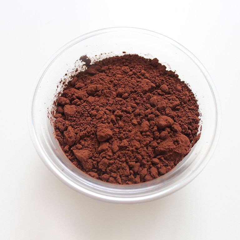 image of cocoa powder