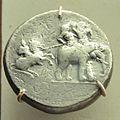 Coin - Silver - Circa 336-323 BCE - Alexander Reign - ACCN C13902 - Indian Museum - Kolkata 2014-04-04 4281.JPG