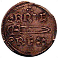 Coin of Eric Bloodaxe