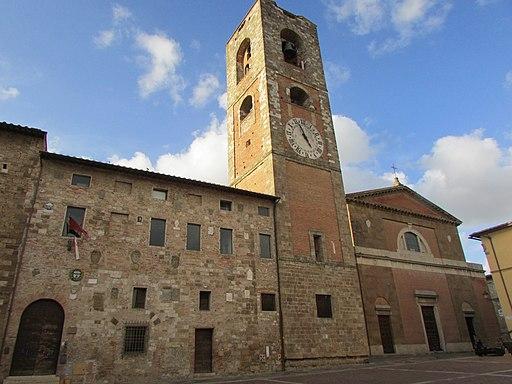 Colle di Val d'Elsa, Duomo